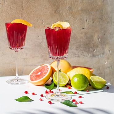 Image du cocktail Miss Terroir et ses fruits